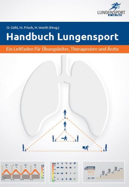 Cover Handbuch Lungensport